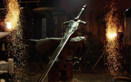 [老枪]黑魂3冠军安利:狼武器大剑PVP来吧技.来骑士招式v冠军放水了图片