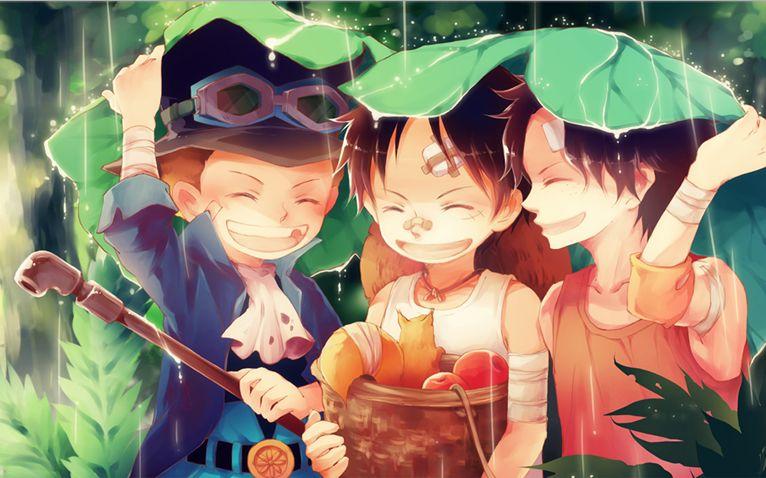 看看大多数日本的动漫爱好者最喜欢海贼王里的哪句台词