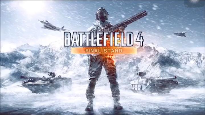 BF4最终反击DLC宣传片BGM