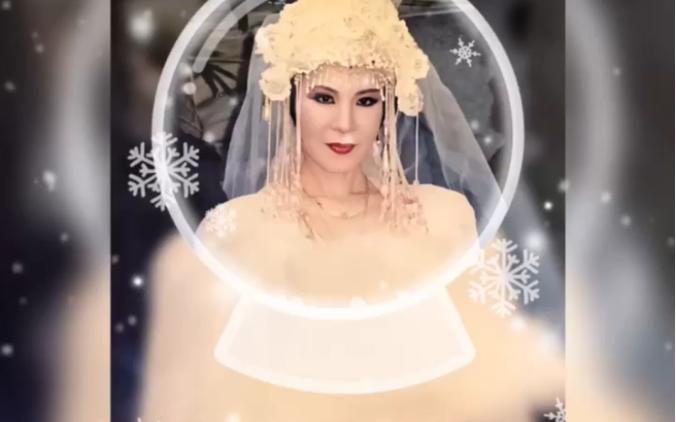 《雪落下的声音》西门无恨之张洁洁 真的挺美的