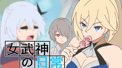 【崩壞3】女武神與飛魚丸