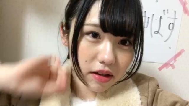 佐藤 佳穂(SKE48 チームE) (2017年12月11日23時26分20秒) SHOWROOM