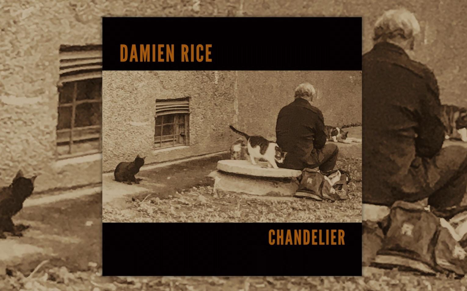 【全曲试听】Damien Rice深情演绎SIA热单Chandelier
