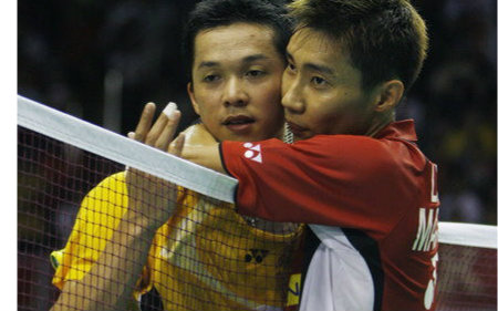 李宗伟vs陶菲克_2012马来西亚公开赛图片