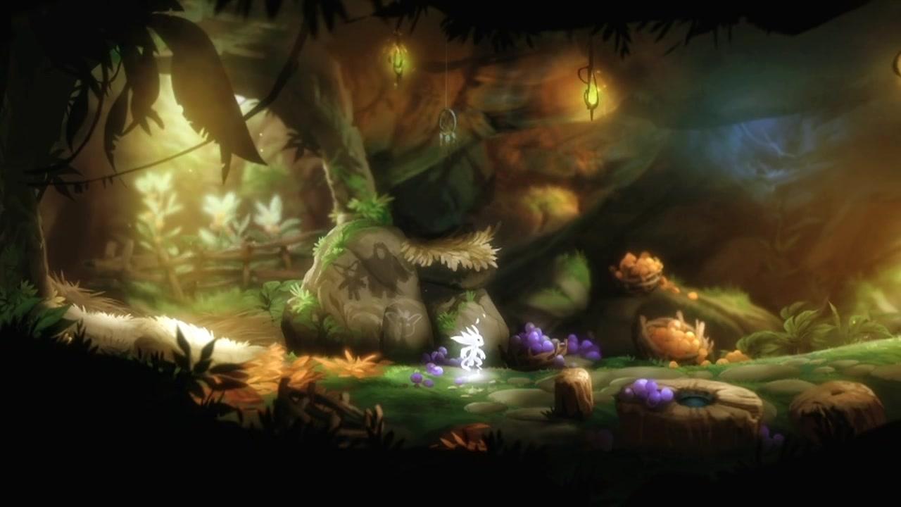 用或其他应用扫描二维码点赞奥日与黑暗森林动画评论方微信图片