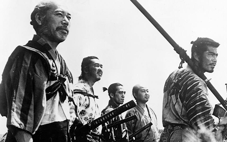 七武士(1954)【黑泽明】
