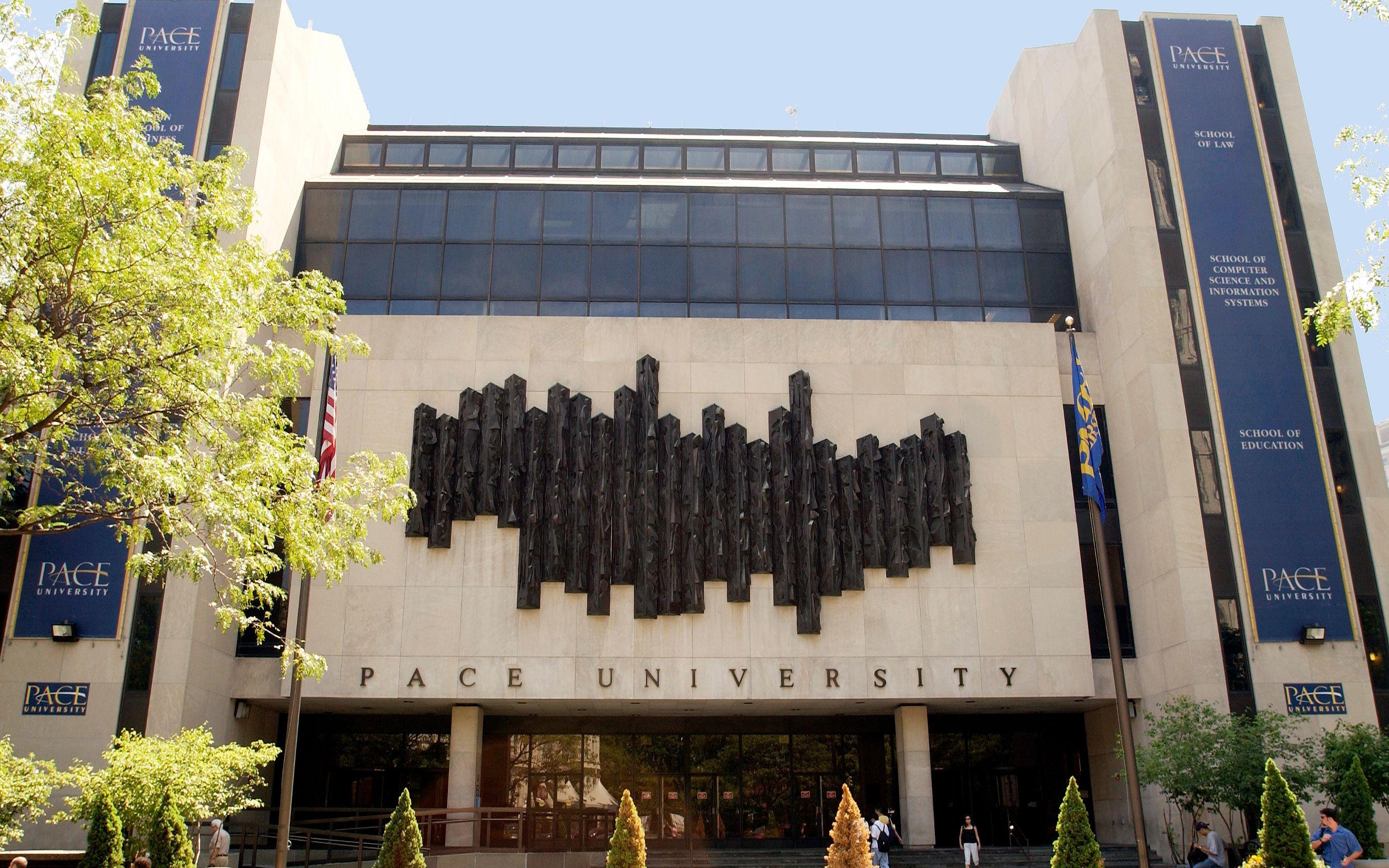 小居带你逛校园|pace university