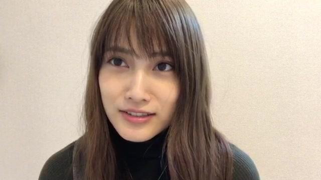入山 杏奈(AKB48 チームA) (2017年11月27日20時02分51秒) SHOWROOM