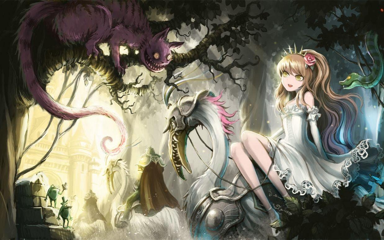 逗哥测评——童话王国爱丽丝