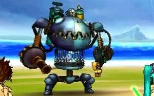 乖离性ma 日服 水机器人(垃圾桶)