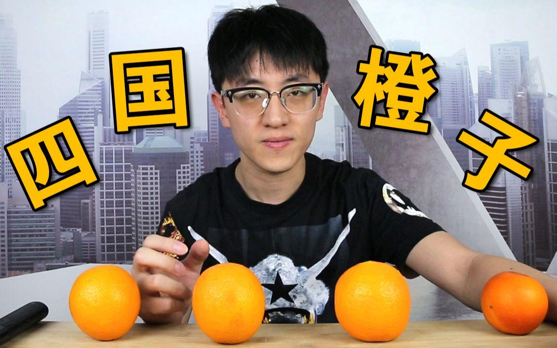 试吃价格相差16倍的橙子,最贵的竟然没有橙子味儿?
