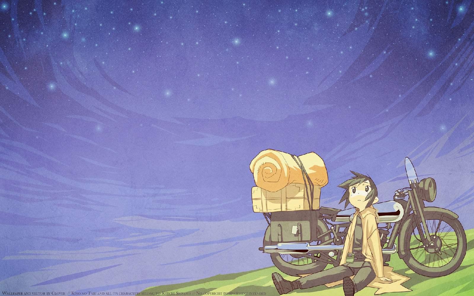 奇诺之旅第二季 02 日本弹幕反应
