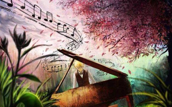 一开始我想尝试my soul your beats和hikaru nara等a叔的偏难的曲子图片