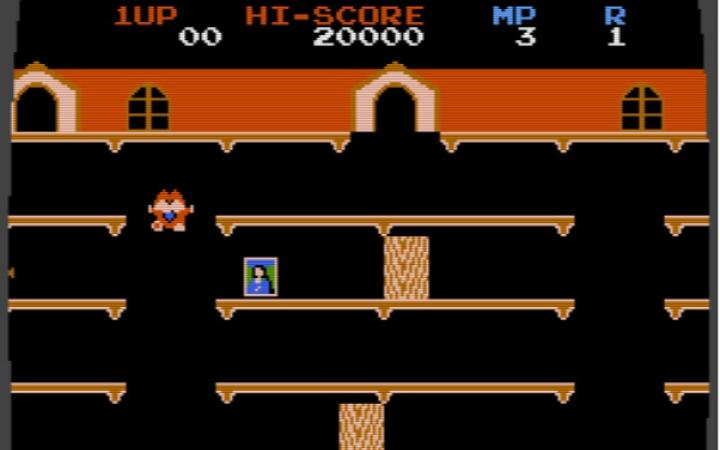 【童年记忆】NES之猫捉老鼠---UP手残不要介意