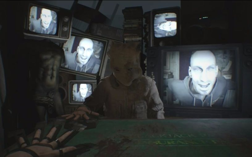 生化危机21点:楚河运用大数据,推算扑克牌的组合