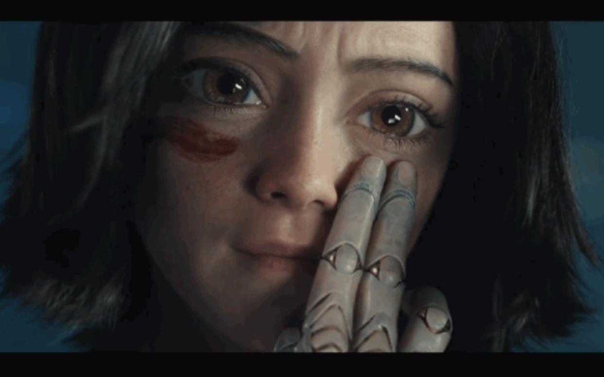 卡梅隆亲闺女《阿丽塔》三维模型制作效果图片