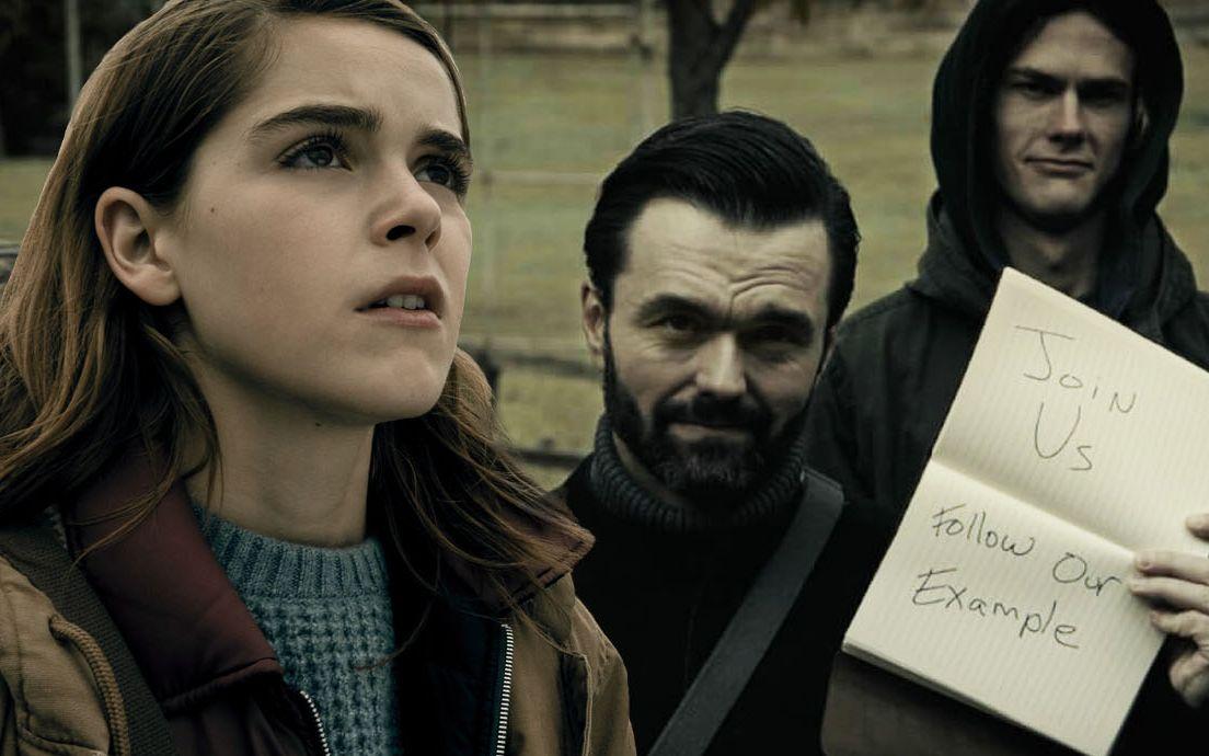 【解说】安娜贝尔导演恐怖新作,失聪少女末日逃生Netflix《死机逃亡》《The Scilence》