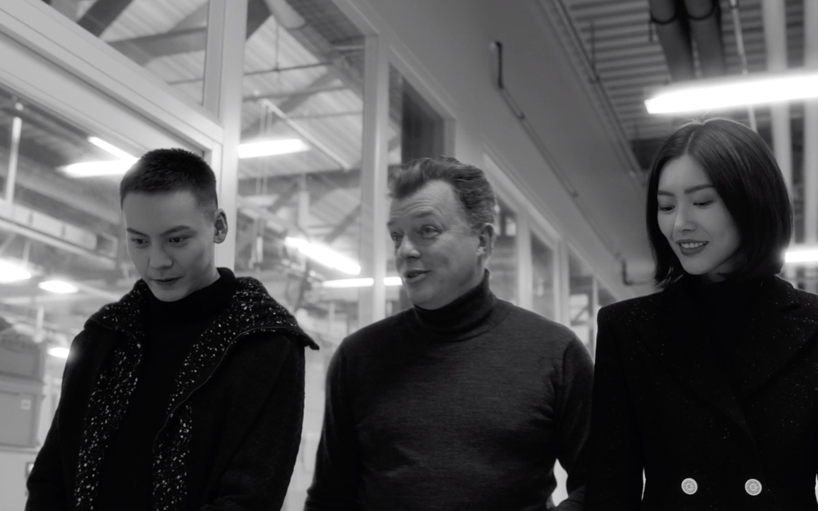 香奈儿腕表形象大使刘雯、陈伟霆前往香奈儿腕表工厂