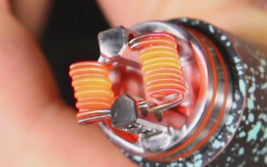 电子烟雾化器