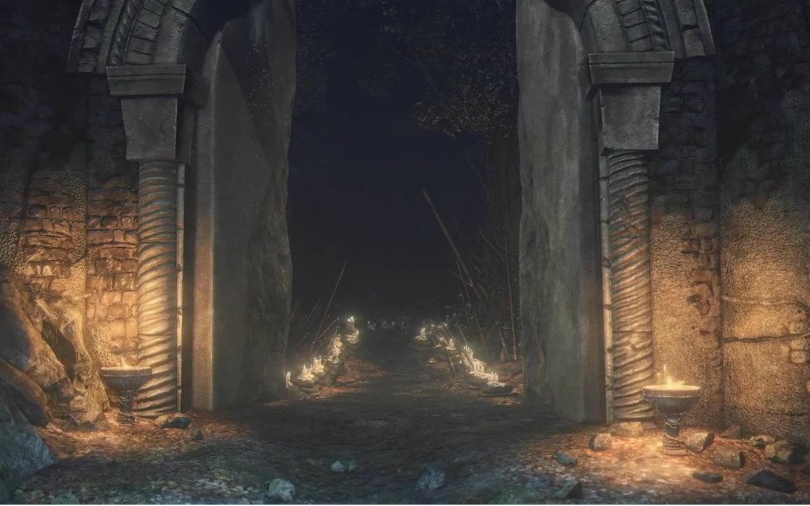 【黑暗之魂3】黑桐谷歌视频攻略 06 法兰要塞 结晶老者