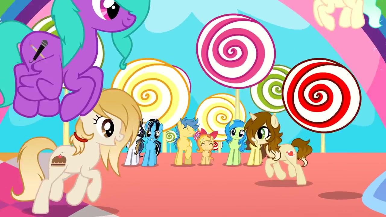 【搬运】pmv - lollipop (animación colaborativa)图片