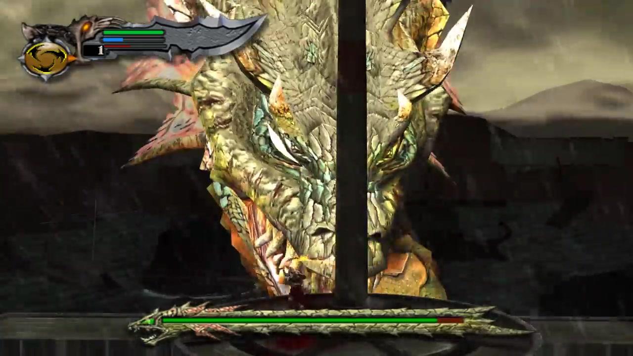 【dragon】《战神》 许德拉