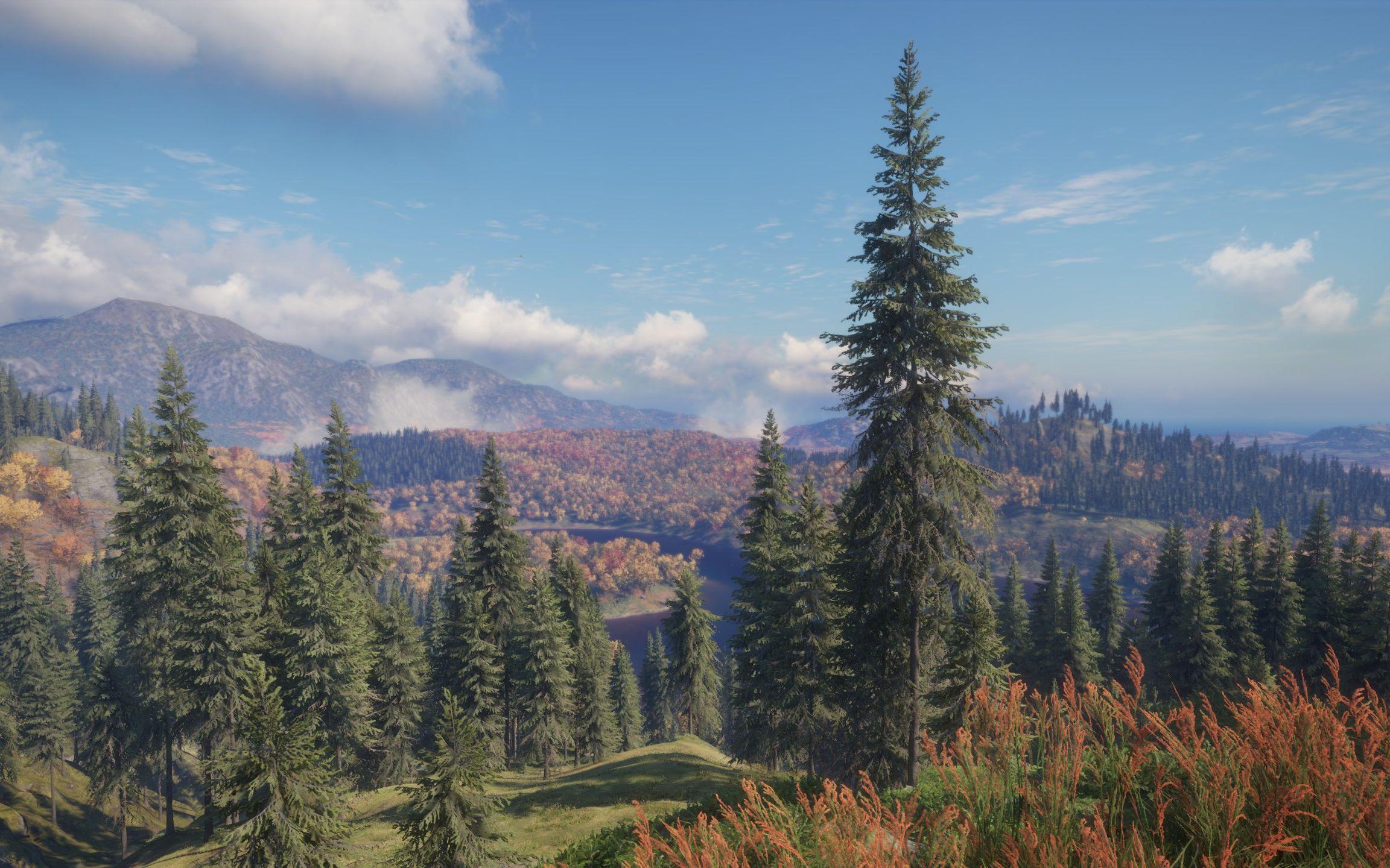 【猎人:荒野的召唤】悠闲看风景 假装在打猎 欧洲篇完结
