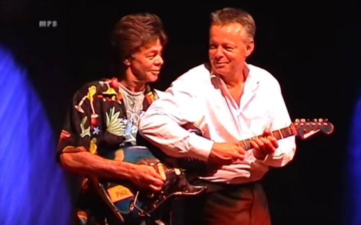 【吉他】四手一琴 Tommy & Phil Emmanuel in Rietberg