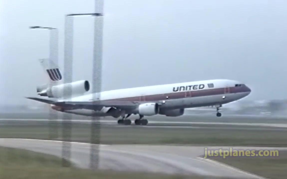 经典云集  25年前的芝加哥国际机场