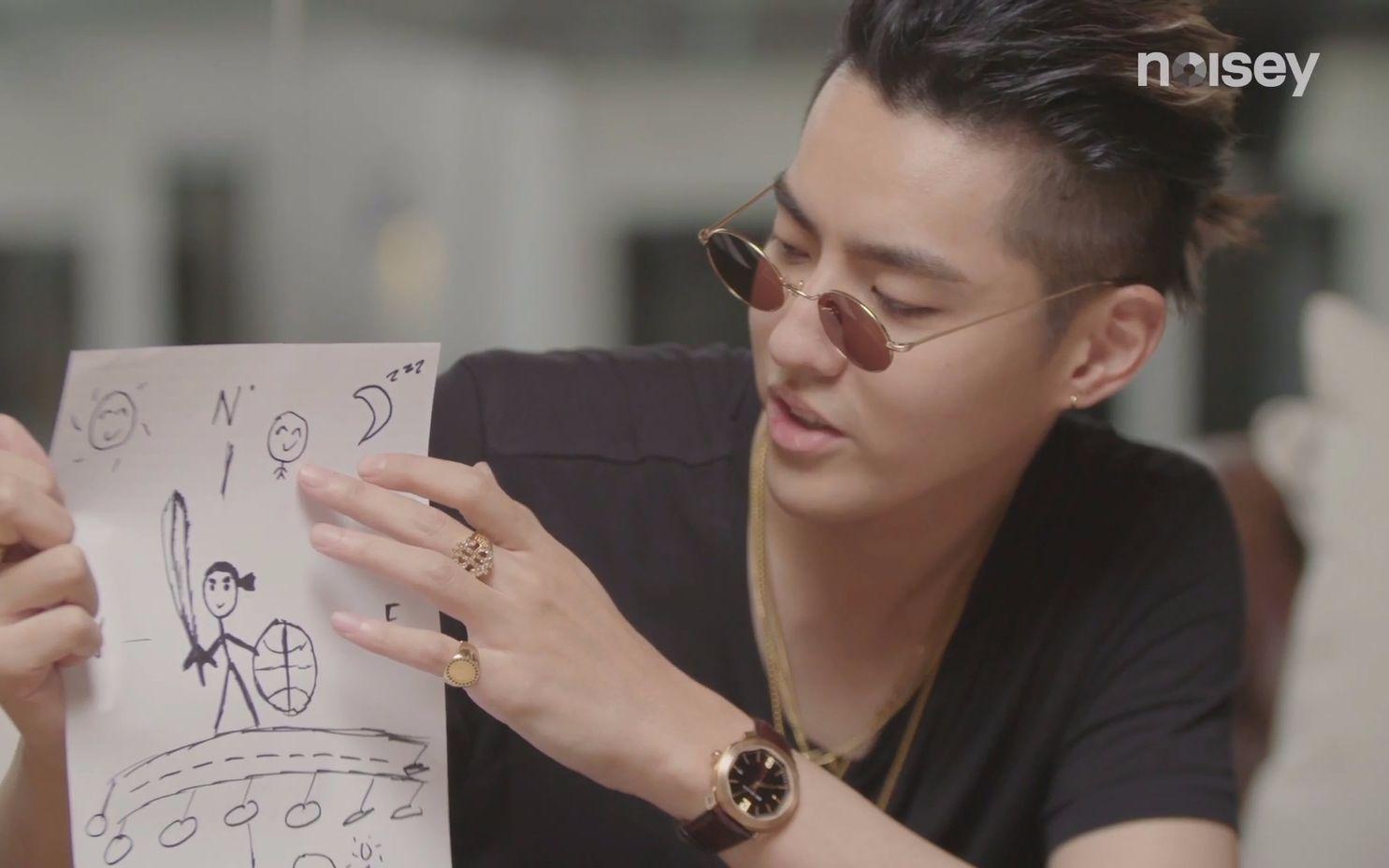 【吴亦凡】171019 Noisey Self Portraits with Kris Wu (Vice Video)