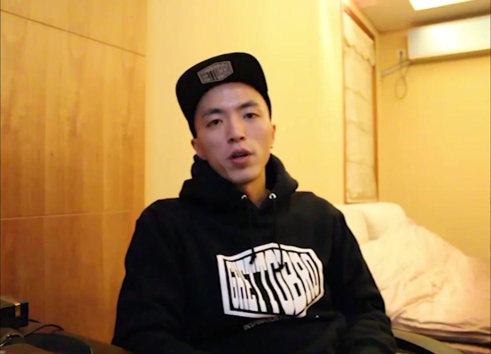 【jony j】中国有嘻哈 嘻哈歌手jony j 采访 视频制作图片
