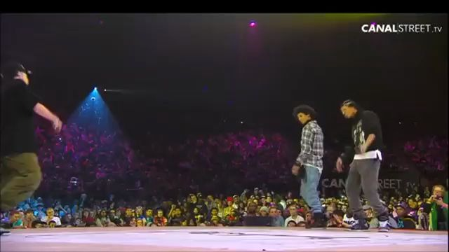 【Juste Debout 2011】韩宇u0026阿k vs Les Twins