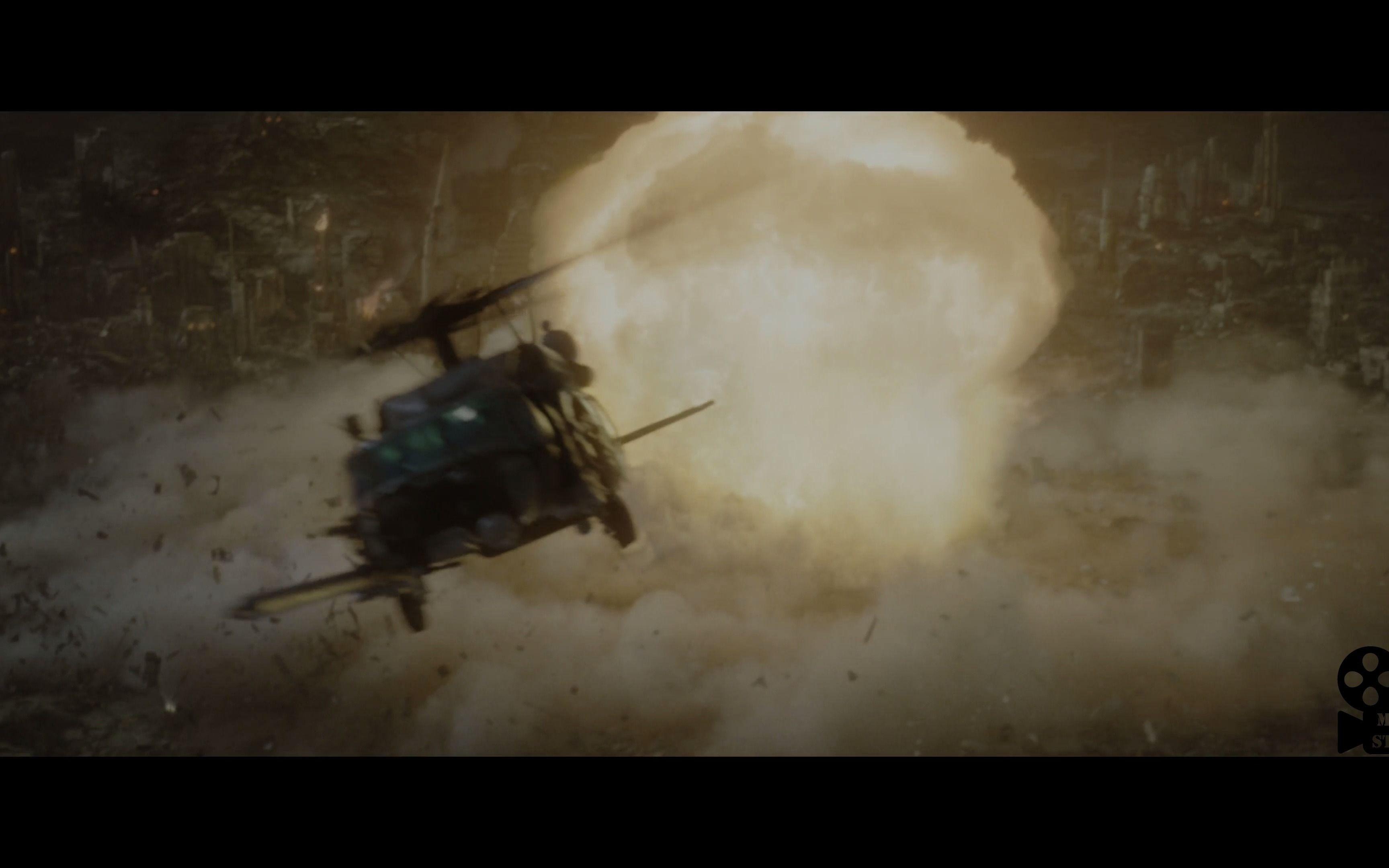 Terminator Salvation 2009 2160p Movie Clip 15