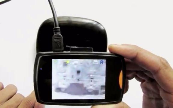 用手机看离线看更方便 【夜视仪hack】国外学生党教你撸一个红外透视图片