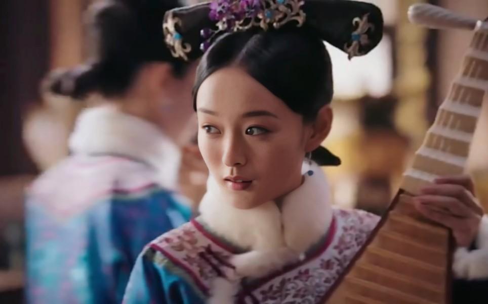 【如懿传】小琵琶精白蕊姬上线,外表乖巧可爱,实则十分嚣张!