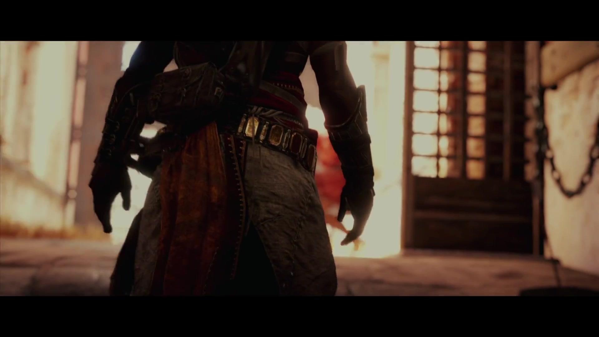 【游戏宣传】刺客信条:起源 - 全球首映预告片