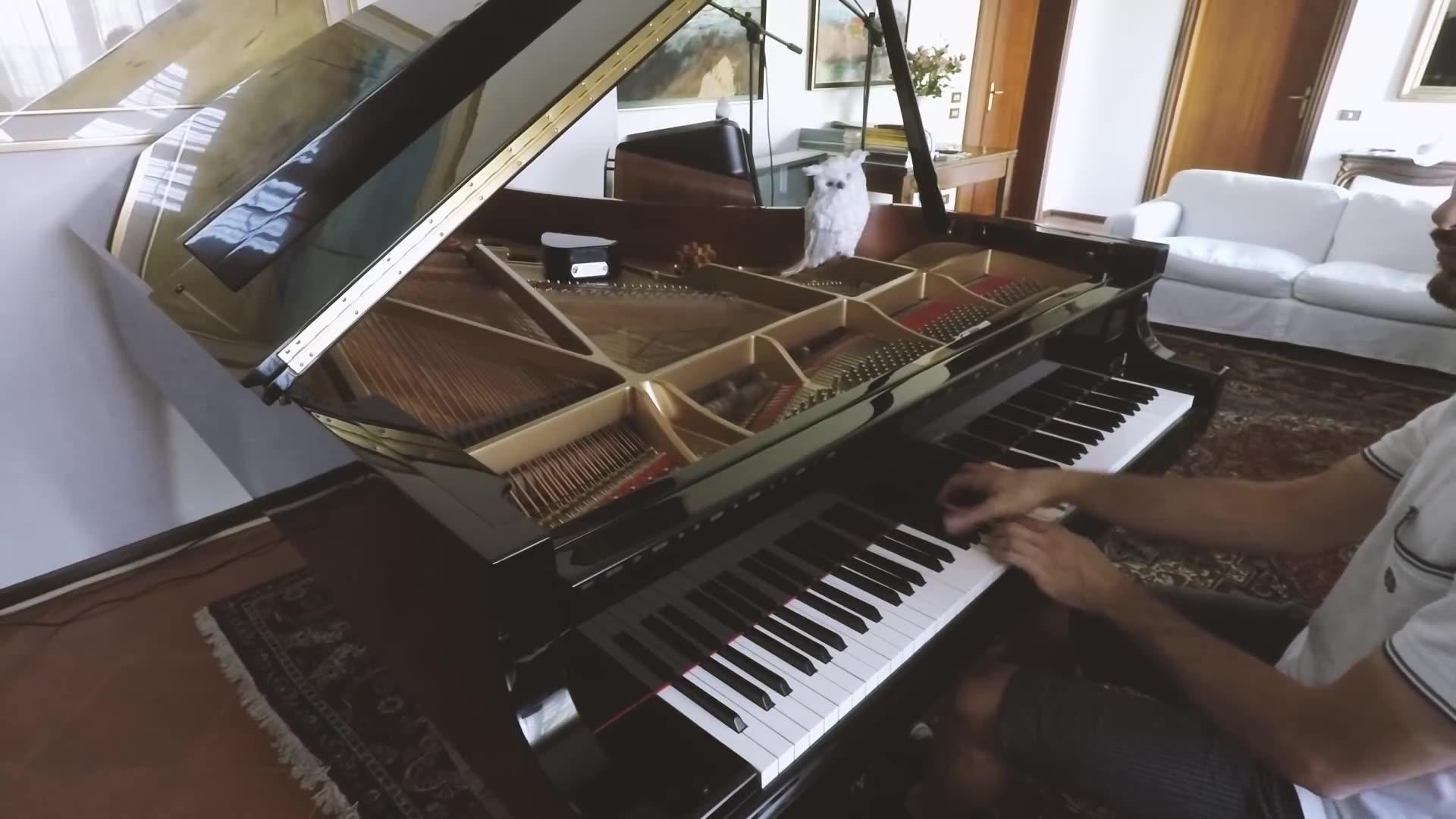 【YouTube搬运】Edoardo Brotto - Prelude in G major Op.9 N.1 - 致敬拉赫玛尼诺夫