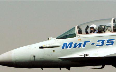 俄米高扬设计局正式发布米格-35战机