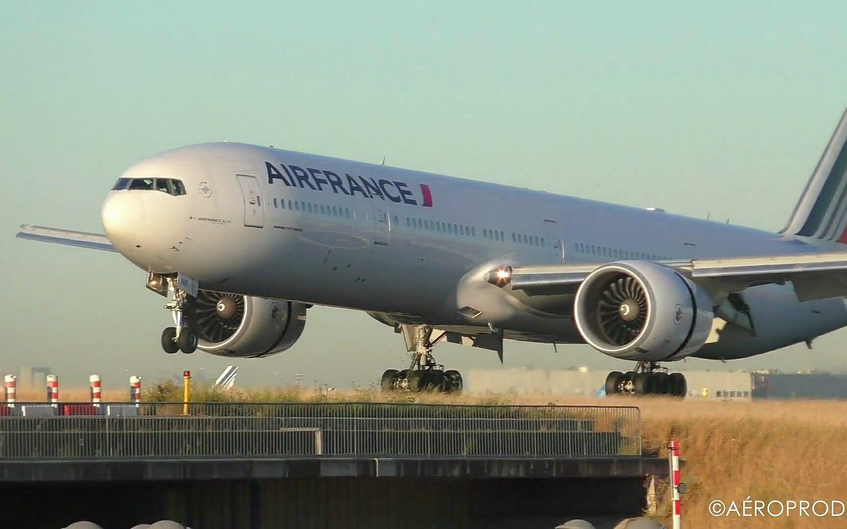 愹b,9l#��m:a�9l!_a380, a330, b767, b757, a320,等各型飞机在巴黎戴高乐机场89l降落