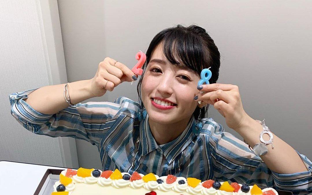 【動画配信】逢田梨香子「RIKAKO AIDA Birthday Talk & Live 2020 with You」 (1)