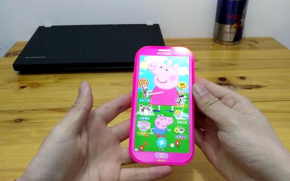 【百元捡垃圾】6块的小猪佩奇手机深度测评:可能是这价位最值得购买的手机