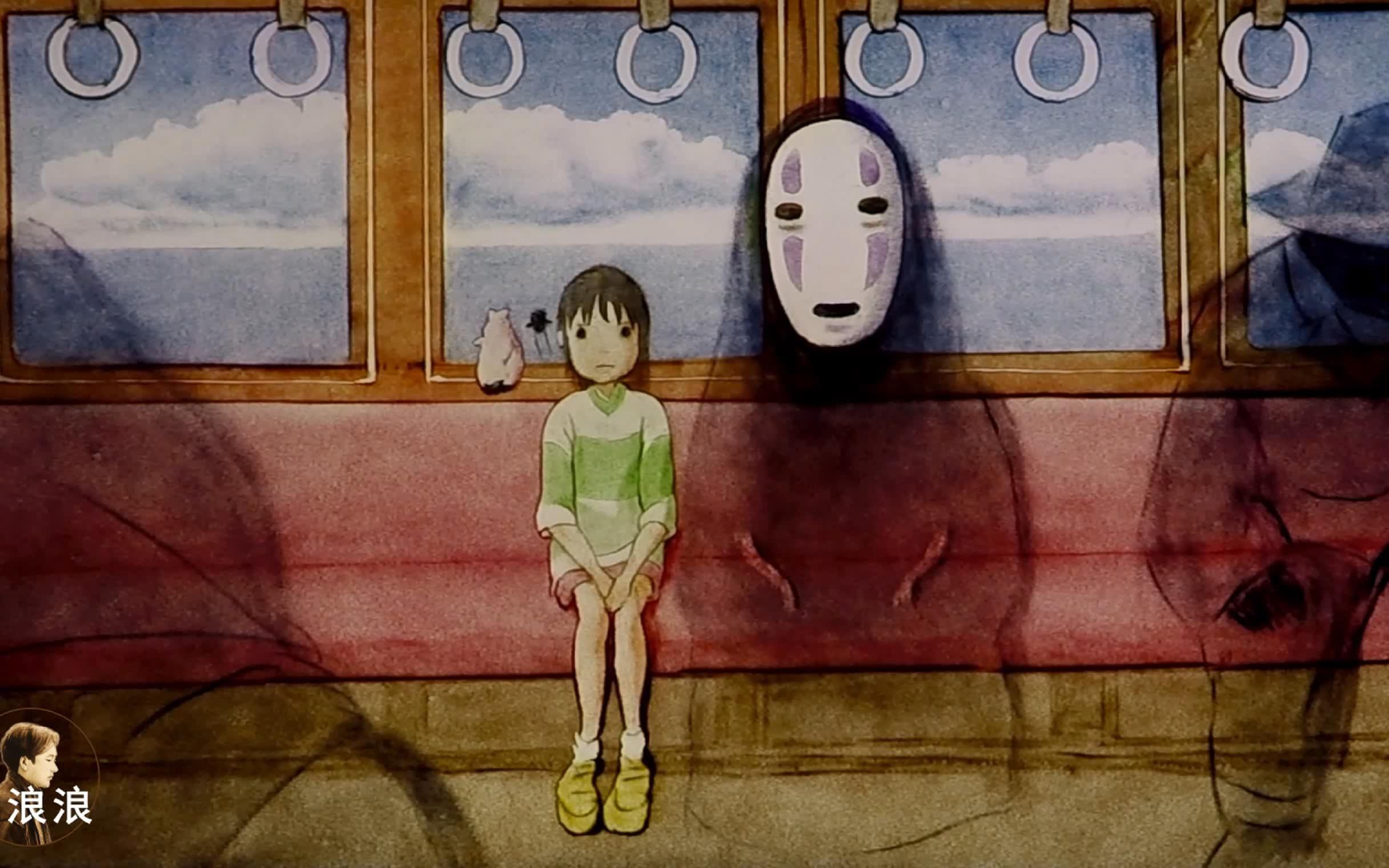 168小时!沙画还原《千与千寻》致敬宫崎骏