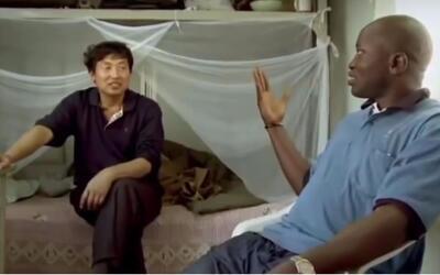 非洲为什么发展不起来?中国工人 VS 黑人小哥