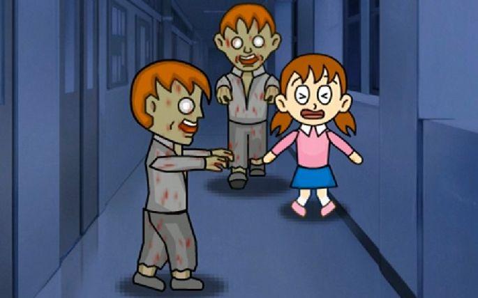 【路米实况】大雄的生化危机2血腥复刻版,毁童年的末世求生打僵尸游戏
