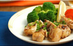 『筋肉料理人』香煎猪里脊『@FoodForFun』