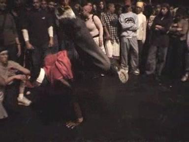 法国力王B-boy Junior 2004 Video