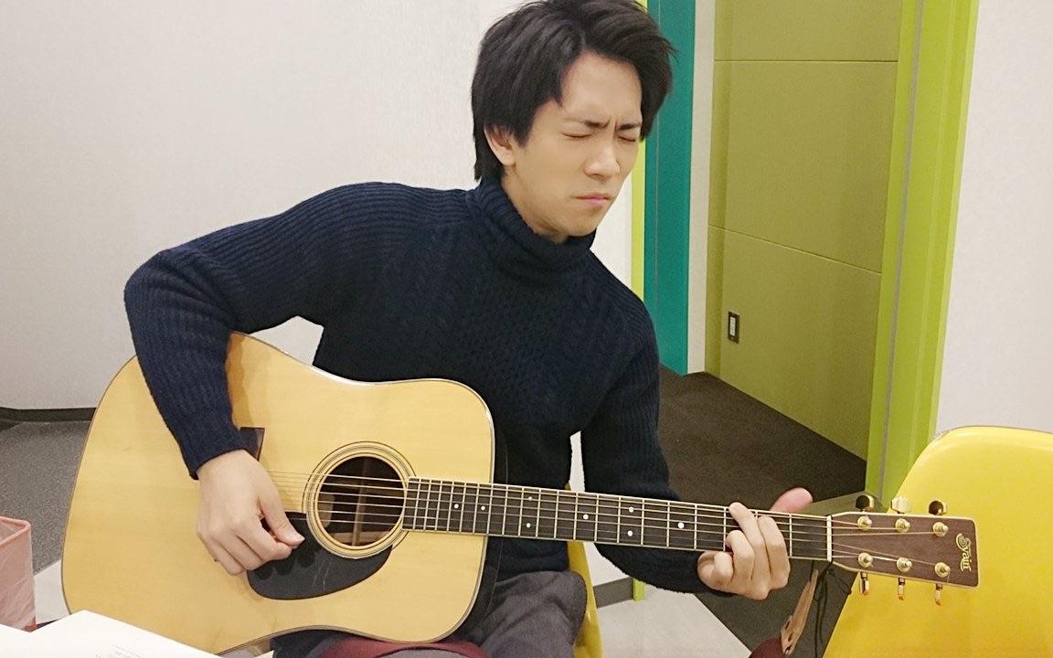 中島yoshiki的布武廣播 (第八陣:2016/12/03) 【guest】伊東健人
