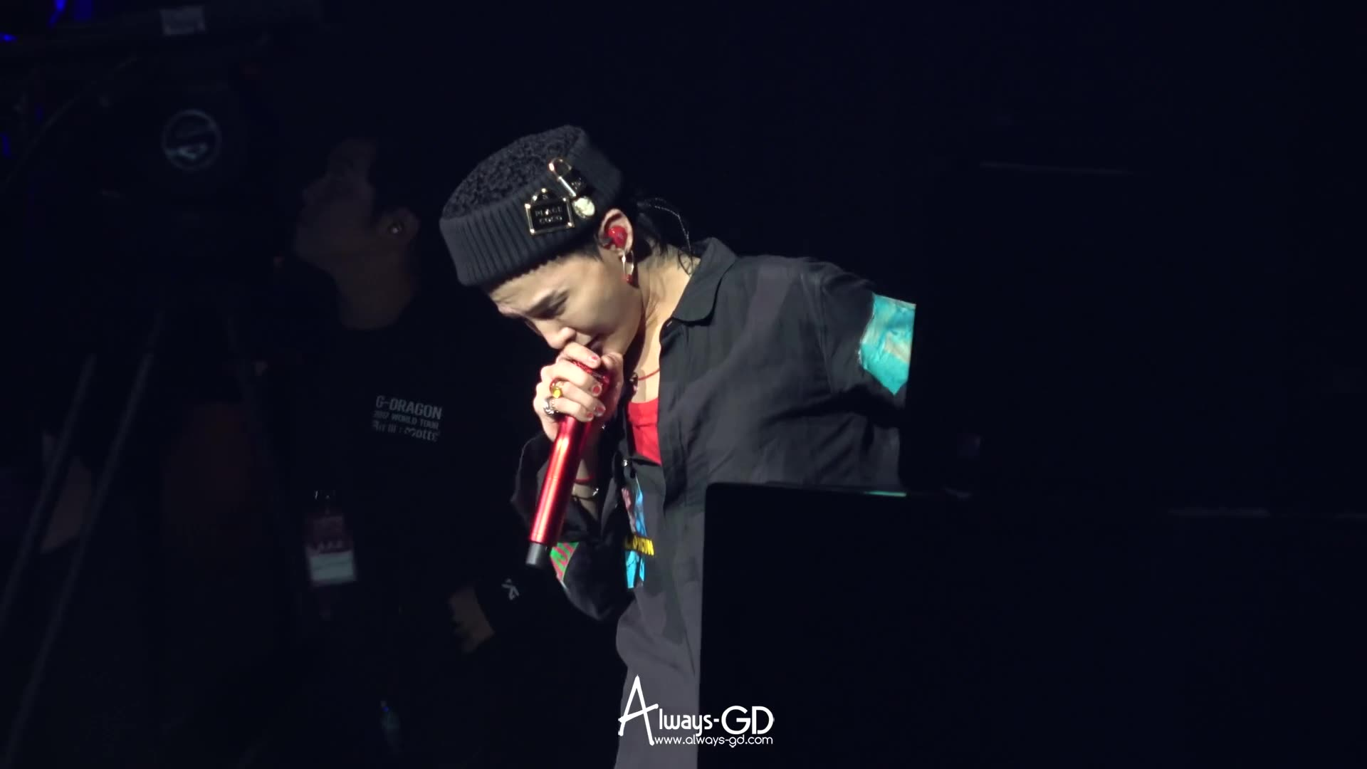 170711 ACT III M.O.T.T.E in Seattle G-Dragon 饭拍合辑 (cr.AG)