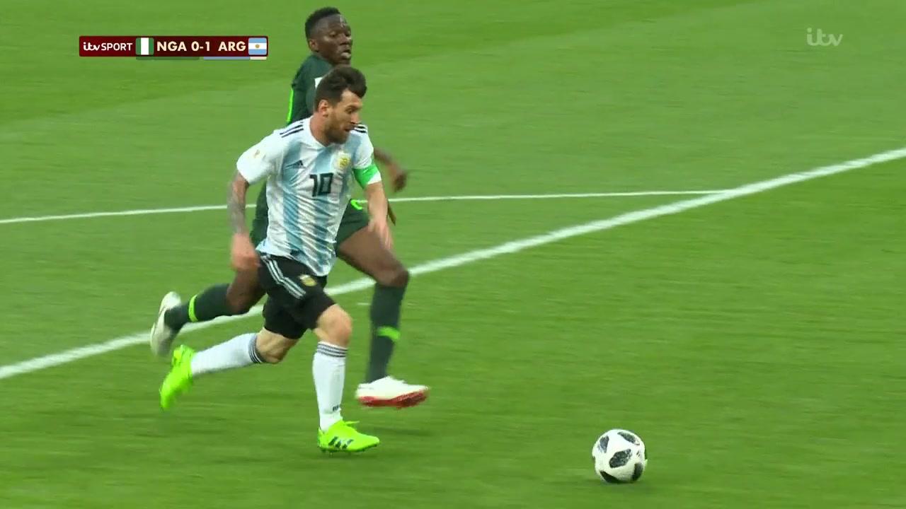 2018世界杯 阿根廷VS尼日利亚 全场精华