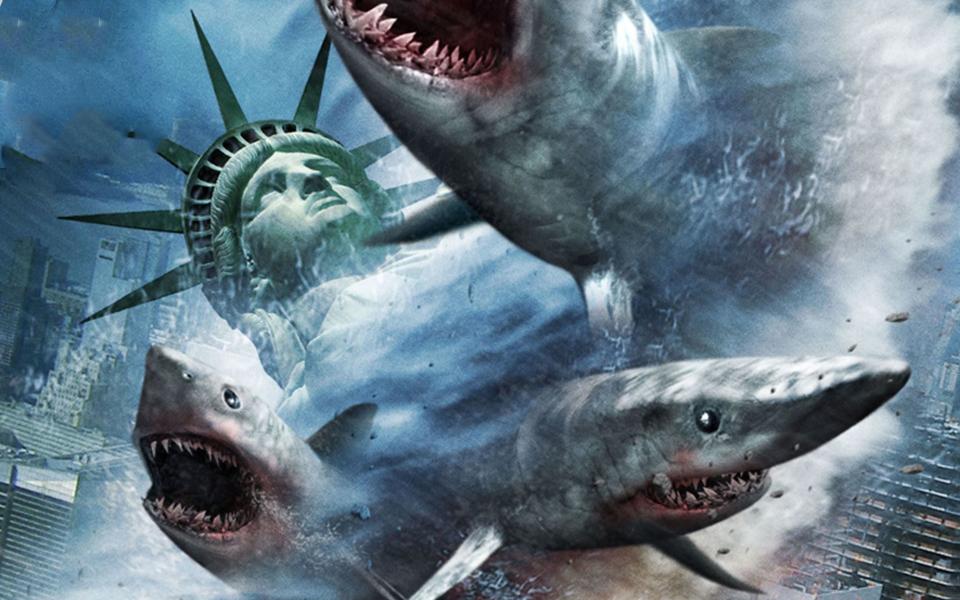 【科幻/恐怖】鲨卷风2(2014)